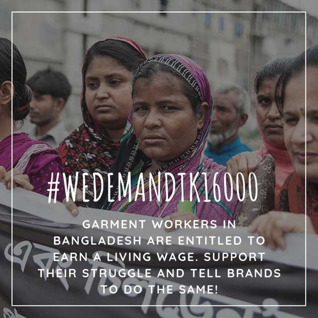 We Demand TK16000